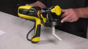 Wagner W 500 Electric Paint Sprayer View 300x169
