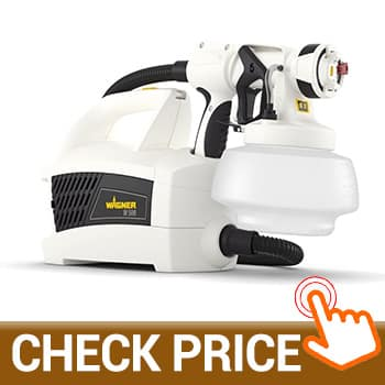 Wagner W 500 Electric Paint Sprayer