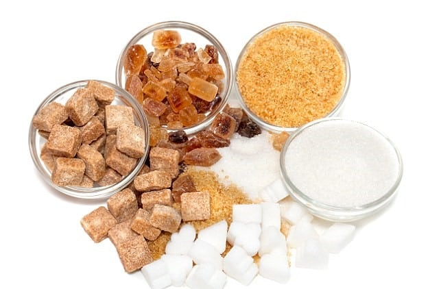 Different Types Of Sugars