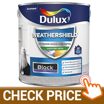 Dulux Weather Shield Quick Dry